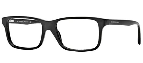 Burberry Men's BE2165 Eyeglasses Black - Models Male Burberry