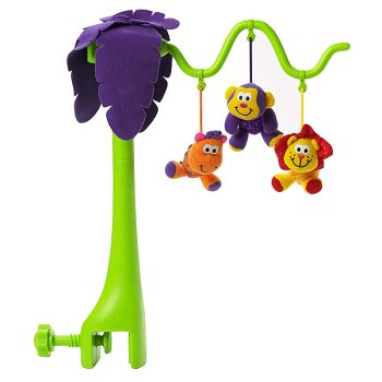 Attractive Lamaze Jumpinu0027 Jungle Changing Table Mobile (Discontinued By Manufacturer)