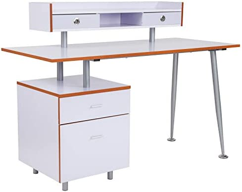 Flash Furniture Piedmont Home and Office Desk
