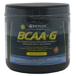 MRM BCAA + G limonada - 0,396 libras (180 g)