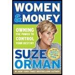 Women & Money by Orman, Suze. (Spiegel & Grau,2007) [Hardcover]