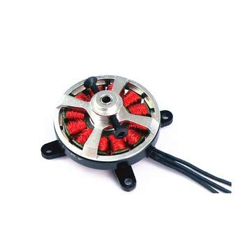 (Dualsky X-Motor TYPHOON Series 1650KV/1600KV Indoor Brushless Motor for RC Aircraft Airplane Parts - RC Toys & Hobbies RC Airplane Parts - (XM2203RTR-17) - 1 x 7.4V 2S Lipo Battery)