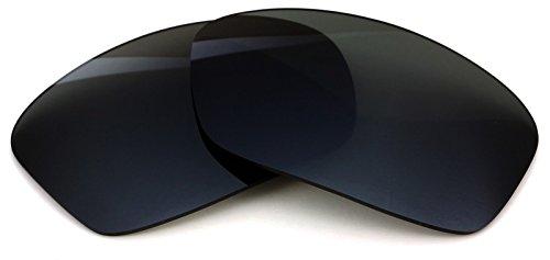 95a450dfdb Polarized Ikon Replacement Lenses for Oakley Hijinx Sunglasses - Black