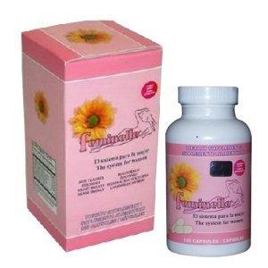 Feminelle 2 PACK 240 capsules 4 mois d'approvisionnement Ménopause Soulagement naturel