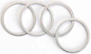JEGS Performance Products 100508 Carburetor Inlet Fitting Washers