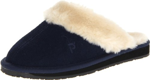 Propet Mujeres Scuff Clog Navy