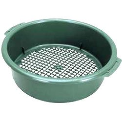 PLASTIC GARDEN SIEVE RIDDLE GREEN FOR COMPOST SOIL Amazonco