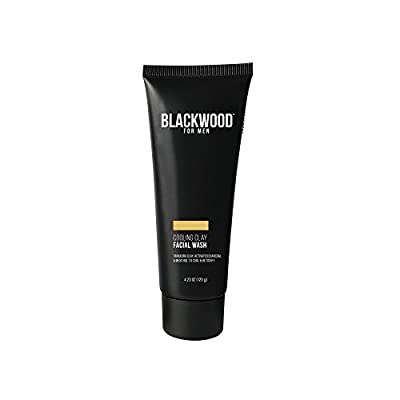 Blackwood For Men Cooling Clay Facial Wash Tube