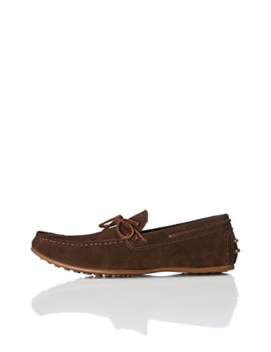 FIND Arland Driver, Men's Loafers Brown (Brown)
