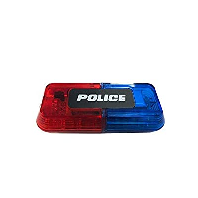 Police LED flashing warning shoulder light safety clip lamp with flashlight lighting function for Outdoor rescue,traffic guidance,Security patrols,cycling,Night run and more application scenarios