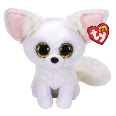 "Ty Beanie Boos 6"" Phoenix The Fox , Perfect Plush!: Toys & Games"