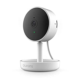 Indoor Security Camera, Blurams Home Pro IP Camera 1080p FHD | w/Facial Recognition, 2-Way Audio, Night Vision, SD…