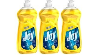 (Joy Ultra Concentrated Dishwashing Dish Liquid, Lemon, 30 fl oz (Pack of 3))