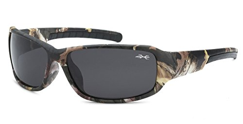 Xloop Polarized Camouflage Sunglasses - Hunting, Fishing and All Outdoor - No Glare Sunglasses Hunting