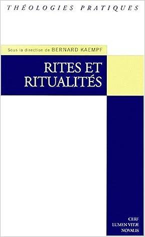 Lire un Rites et ritualités pdf, epub