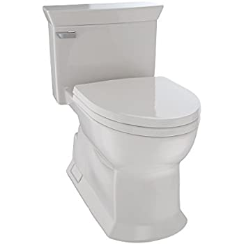 Toto Ms964214cefg 12 Eco Soiree Elongated One Piece Toilet