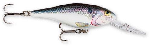 Rapala Shad Rap 09 Fishing lure, 3.5-Inch, - Fishing Shad Lures