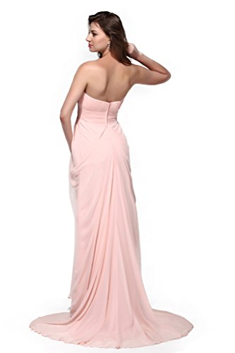 Rosa Damen Queen Kleid Pink Linie A Hot wFCX5Rxx
