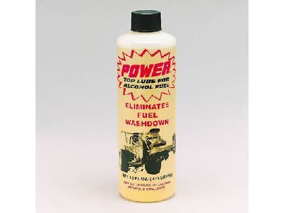 Power Plus 19769-37 Fuel Additive Alcohol Top Lube Unscented by Power Plus Lubricants