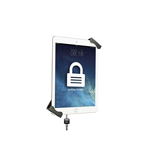 CTA Digital PAD-CSWM Compact Security Wall Mount for 7-14'' Tablets by CTA Digital