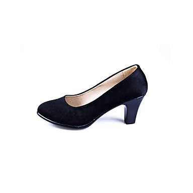 formelles Eté ggx Habillé formelles Talon Printemps Confort Chaussures Talons black Confort Gros Quotidien Tissu LvYuan à Chaussures Noir Femme Chaussures Z7qAndv
