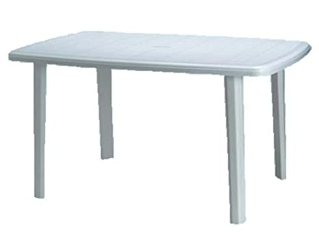 Tavolo Ovale Bianco : Grand soleil grandsoleil secur resina polimerica saint moritz