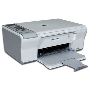 HP Deskjet F4280 All-in-One Printer, Scanner, Copier ...