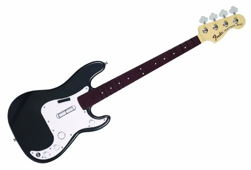 (PlayStation 3 Rock Band 3 Wireless Fender Precision Bass Controller - Metallic Black)