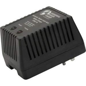 UPG D1761 Sealed Lead Acid Charger (12V Dual-Stage with Screw - Charger Shake