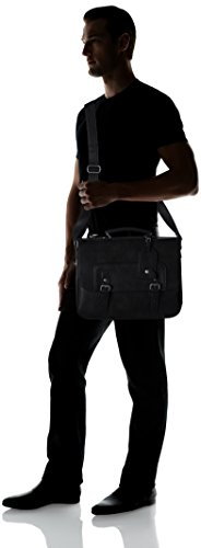 Black Aldo Norman Laptop Black Men's Bag xPIqRp