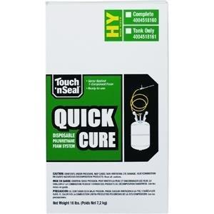 CONVENIENCE PRODUCTS 4001110001 Touch 'N Foam Professional Foam Sealant, 10 lb