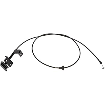 Hood Cable Replacement fits Jeep Cherokee XJ 1987-1996