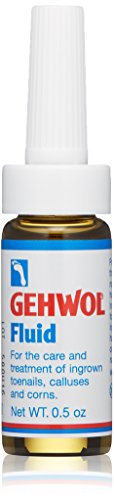 - GEHWOL Fluid, 0.5 oz