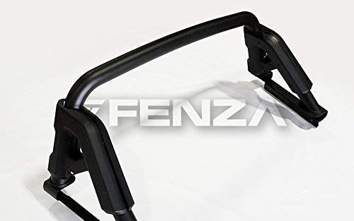 Fenza Roll Bar (Black Coated) with Tonneau Cover Support for 2012-2019 Ford Ranger by Fenza (Image #3)