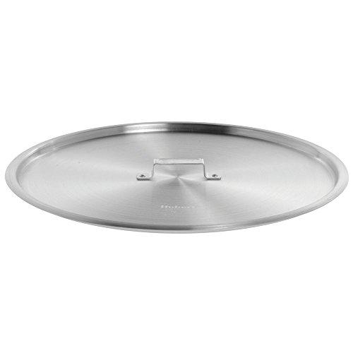 HUBERT Stock Pot Lid 100 Quart Stock Pot or 28 Quart Brazier Aluminum - 20 9/10 Dia