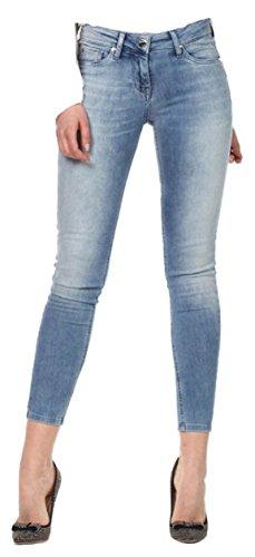 up Donna Estate Jeans Pantaloni Rose 811sj26001 2018 Push Denny Primavera qXTU4xw
