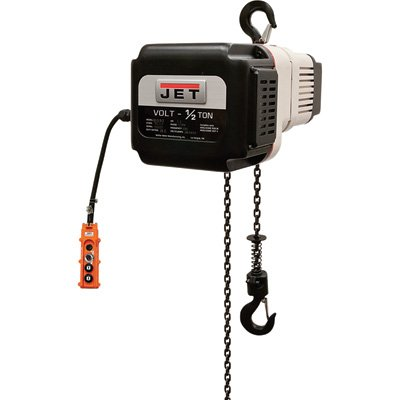 3 Phase Electric Hoist - 8
