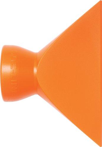 Loc-Line Coolant Hose Component, Acetal Copolymer, Flare Nozzle, 3 Width, 3/4 Hose ID (Pack of 2)