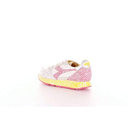 Diadora Bianco E Donna Sneakers Heri7 Grigio AX6fArPq