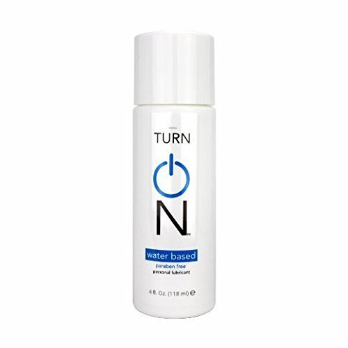 Turn On Personal Lubricant Water Based Sex Lube (4 oz)