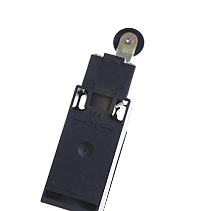 A Momentary Adjustable Roller Lever Limit Switch W2 4 XCK-P118 AC 380V 10