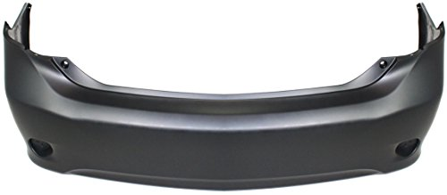 (OE Replacement Toyota Corolla Rear Bumper Cover (Partslink Number TO1100264))