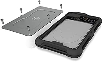 ICY BOX IB-287-C31 Carcasa de Disco Duro/SSD 2.5