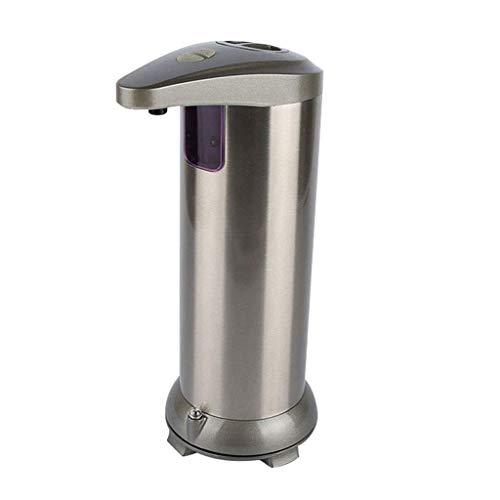 LQQGXL Emulsion and soap Dispenser Foam soap Dispenser, Automatic Hands-Free Smart soap Dispenser Infrared Motion Sensor Foam Pump ()