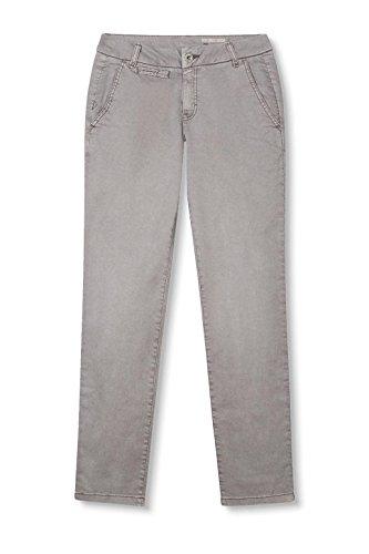 Esprit Pantaloni Grey Donna Grigio 027cc1b032 edc by CWfPSHf5