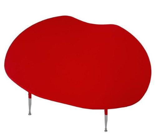 Allied Activity Table - Allied Plastics F660TOMATO Red FruiTables Activity Table- Large Tomato