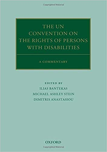 The Convention on the Rights of Persons with Disabilities A Commentary