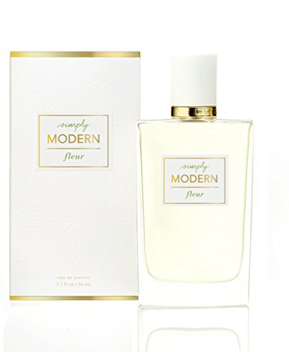 (Fleur - Simply Modern Perfume Spray - Fleur - Seductive Eau de Parfum - Intoxicating Feminine Scent - Juicy Bergamot, Magnolia, Creamy Blond Woods - 1.7 oz)