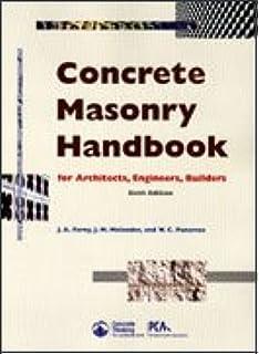 Masonry skills hardcover richard t kreh 9780827371781 amazon concrete masonry handbook for architects engineers builders fandeluxe Choice Image