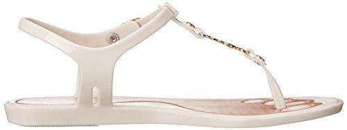 Vivienne Westwood & Melissa Vw Solar - Sandalias Mujer Marfil (ivory Orb)